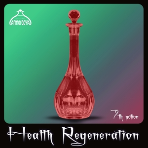 VARIOUS - Health Regeneration 7th Potion