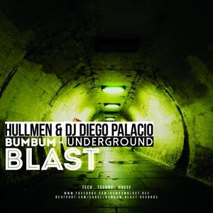 HULLMEN & DJ DIEGO PALACIO - Underground