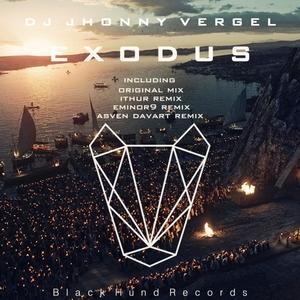 DJ JHONNY VERGEL - Exodus EP