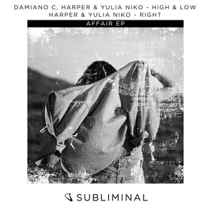 DAMIANO C/HARPER & YULIA NIKO - Affair EP