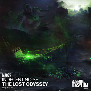 INDECENT NOISE - The Lost Odyssey