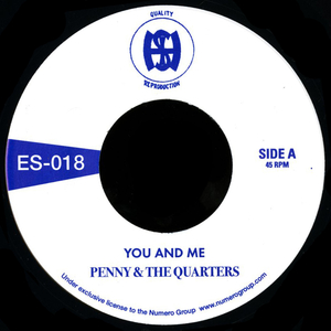 PENNY & THE QUARTERS - Penny & The Quarters EP