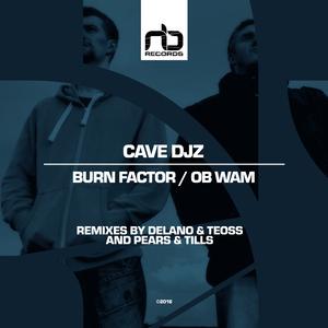 CAVE DJZ - Burn Factor/OB WAM
