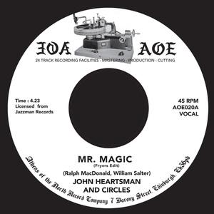 JOHN HEARTSMAN & CIRCLES - Mr Magic
