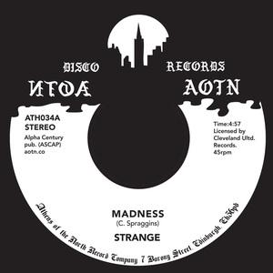 STRANGE - Madness