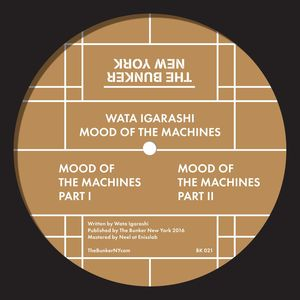 WATA IGARASHI - Mood Of The Machines