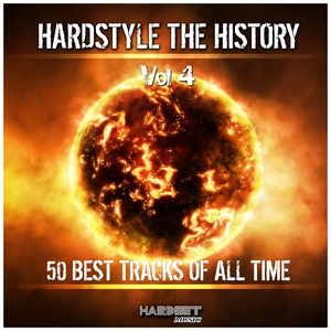 VARIOUS - Hardstyle: The History Vol 4 (50 Best Tracks Of All Time)