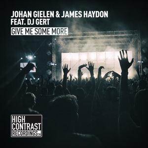 JOHAN GIELEN - Give Me Some More