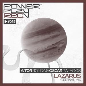 AITOR RONDA/OSCAR PALACIOS - Lazarus