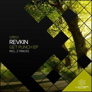 REVKIN - Get Punch EP