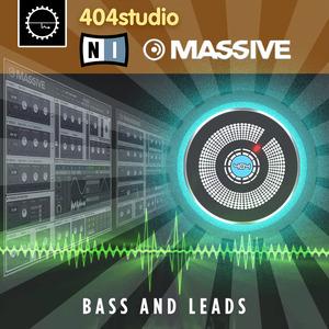 404 STUDIO - Bass & Leads (Sample Pack Massive Presets/MIDI)