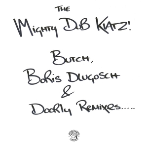 MIGHTY DUB KATZ - Let The Drums Speak/Just Another Groove