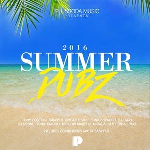 VARIOUS - Summer Dubz 2016 (unmixed tracks)