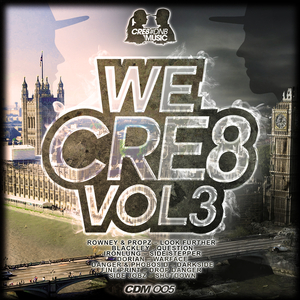 VARIOUS - We Cre8 Vol 3