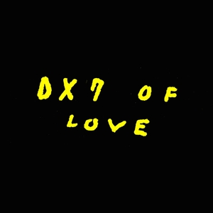 SPACE PEOPLE - DX7 Of Love