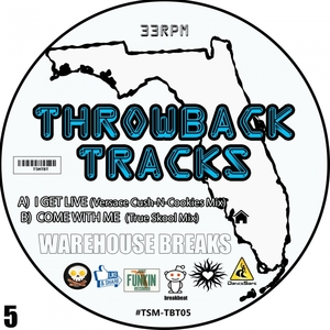 MIKE & CHARLIE - Throwback Tracks: Warehouse Series Vol 5 (Explicit)