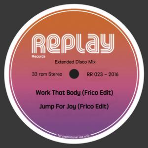 FRICO - Work That Body (Frico Edits)
