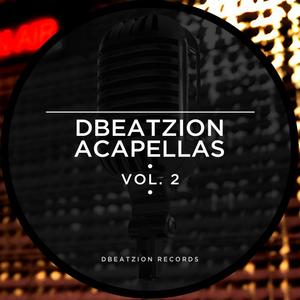 VARIOUS - Dbeatzion Acapellas Vol 2