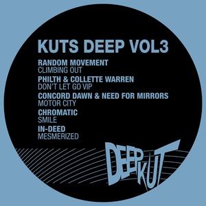 RANDOM MOVEMENT/PHILTH & COLLETTE WARREN/CONCORD DAWN & NEED FOR MIRRORS/CHROMATIC/IN DEED - Kuts Deep Vol 3