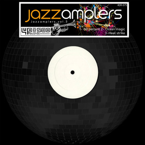 JAZZAMPLERS - Jazzamplers Vol 3