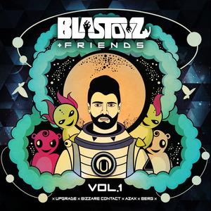 BLASTOYZ - Blastoyz & Friends Vol 1