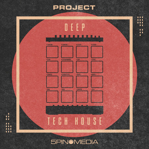 5PIN MEDIA - 5Pin Media Project: Deep Tech House (Sample Pack LIVE/MASCHINE/MIDI)