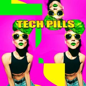 ORGANIC NOISE FROM IBIZA/YAMATO DAKA/THE MINIMAL PUPPETS/MIKE IMPROVISA/BLIZZY GEM/TRY BALL 2 FUNK/CELLOS BALEARICA - Tech Pills