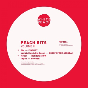 ZHA/MODELLE & LEMZLY DALE/NOTION/IMPEY - Peach Bits Vol 2