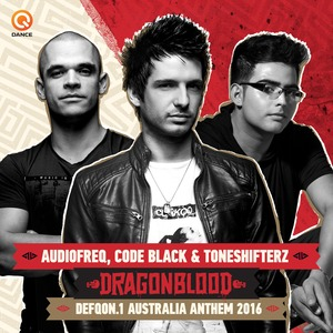 AUDIOFREQ/CODE BLACK AND TONESHIFTERZ - Dragonblood