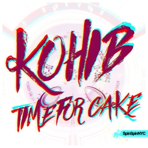 KOHIB - Time For Cake