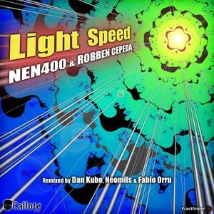 ROBBEN CEPEDA/NEN400 - Light Speed