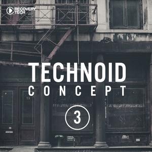 VARIOUS - Technoid Concept Vol 3