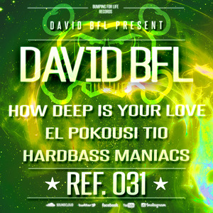 DAVID BFL - How Deep Is Your Love