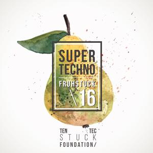 VARIOUS - Super Techno Fruhstuck 16