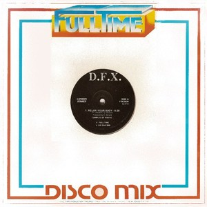 DFX - Relax Your Body