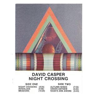 DAVID CASPER - Night Crossing