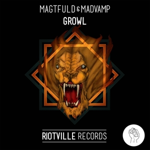 MADVAMP/MAGTFULD - Growl