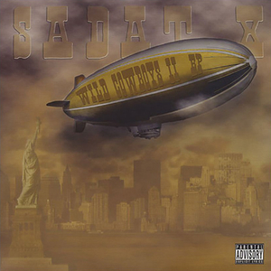 SADAT X - Wild Cowboys II EP