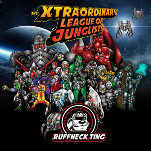 VARIOUS - The Xtraordinary League Of Junglists