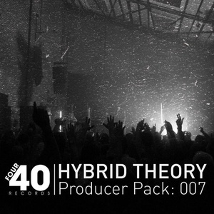 FOUR40 - Four40 Records Producer Pack 007: Hybrid Theory Massive Patches (Sample Pack WAV/NI Massive)