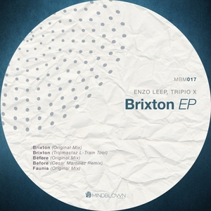 TRIPIO X/ENZO LEEP - Brixton EP