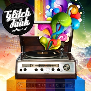 VARIOUS - Glitch & Funk Vol 3