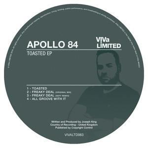 APOLLO 84 - Toasted EP