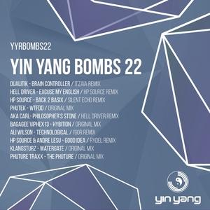 VARIOUS - Yin Yang Bombs/Compilation 22