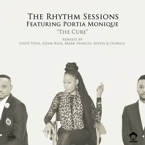 THE RHYTHM SESSIONS feat PORTIA MONIQUE - The Cure