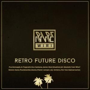 VARIOUS - Retro Future Disco