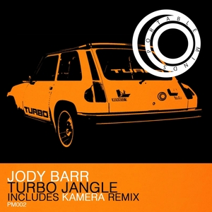 JODY BARR - Turbo Jangle