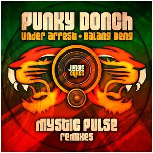 PUNKY DONCH - Under Arrest/Balang Beng