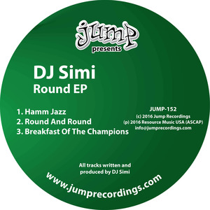 DJ SIMI - Round EP