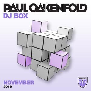 VARIOUS - Paul Oakenfold: DJ Box November 2016